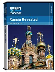 Discovery Atlas: Russia Revealed DVD
