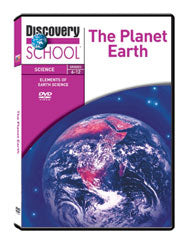 The Planet Earth DVD