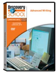 Discovering Language Arts: Advanced Writing 2-Pack DVD