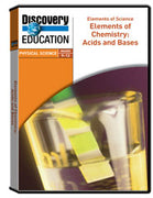 Elements of Chemistry: Acids and Bases DVD