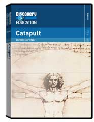 Doing Da Vinci: Catapult DVD