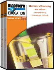 Elements of Chemistry 6-Pack DVD