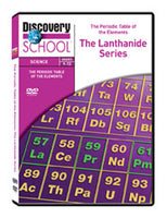 The Periodic Table of the Elements: The Lanthanide Series DVD