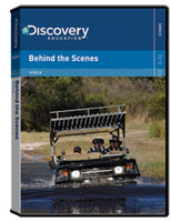 AFRICA: Behind the Scenes DVD