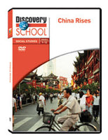 China Rises 4-Pack DVD