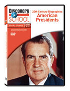 20th Century Biographies: American Presidents 2-Pack DVD