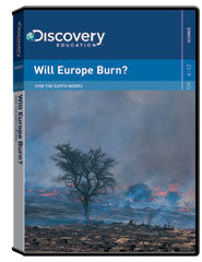 How the Earth Works: Will Europe Burn? DVD