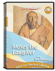 Rabbit Ears Storybook Collection: Moses the Lawgiver DVD