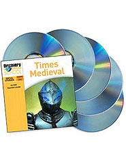 Times Medieval 5-Pack CD-ROM
