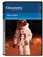 Man vs. the Universe:  Mars Is Ours DVD
