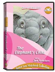 Rabbit Ears Storybook Collection: The Elephant's Child DVD