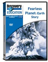 Fearless Planet: Earth Story DVD