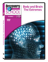Body and Brain: The Extremes DVD