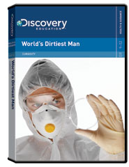 Curiosity:  World's Dirtiest Man DVD