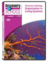 Elements of Biology: Organization in Living Systems DVD