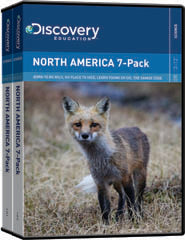 NORTH AMERICA: 7-Pack DVD