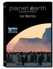 PLANET EARTH: Ice Worlds DVD