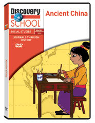 Journals Through History 2-Pack: Ancient China DVD