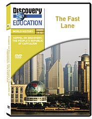 Koppel on Discovery - The Fast Lane DVD