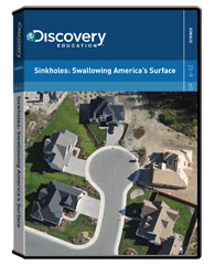 Sinkholes: Swallowing America's Surface DVD