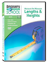 Measure for Measure: Lengths and Heights DVD