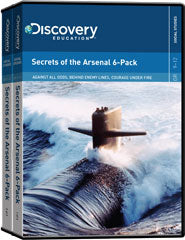 Secrets of the Arsenal 6-Pack DVD