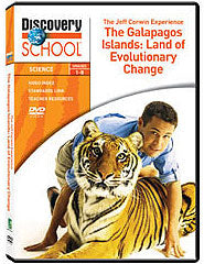 Jeff Corwin Experience: The Galapagos Islands: Land of Evolutionary Change DVD