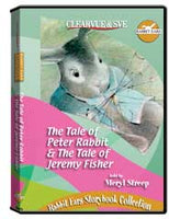 Rabbit Ears Storybook Collection: The Tale of Peter Rabbit  and  The Tale of Jeremy Fisher DVD