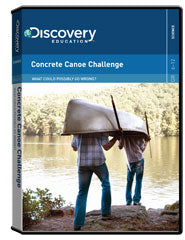 What Could Possibly Go Wrong? : Concrete Canoe Challenge DVD