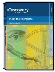 Dean of Invention: Meet the Microbots DVD