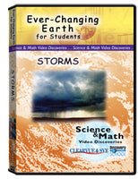 Ever-Changing Earth for Students: Storms DVD