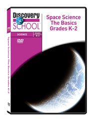 Space Science: The Basics K-2 DVD