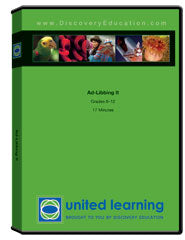Ad-Libbing It DVD