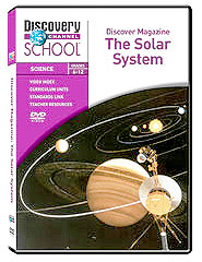 Discover Magazine: The Solar System DVD