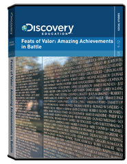 Feats of Valor: Amazing Achievements in Battle DVD