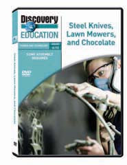 Some Assembly Required: Steel Knives, Lawn Mowers, and Chocolate DVD