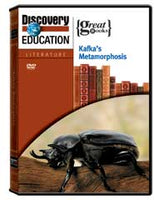 Great Books: Kafka's Metamorphosis DVD