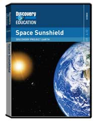 Discovery Project Earth - Space Sunshield DVD
