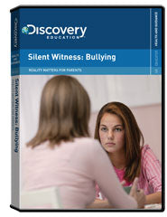 Reality Matters for Parents: Silent Witness: Bullying DVD
