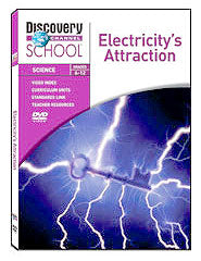 Electricity's Attraction DVD