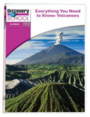 Everything You Need to Know: Volcanoes DVD