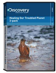 Healing Our Troubled Planet 3-Pack DVD