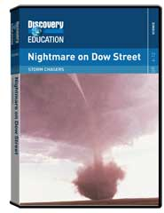 Storm Chasers: Nightmare on Dow Street DVD