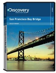 Build it Bigger: San Francisco Bay Bridge DVD