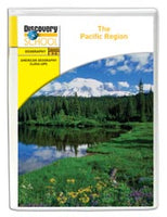 American Geography Close-ups: The Pacific Region 2-Pack DVD
