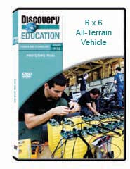 Prototype This! - 6x6 All-Terrain Vehicle DVD