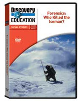 Forensics: Who Killed the Iceman? DVD