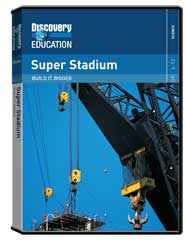 Build It Bigger: Super Stadium DVD
