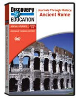 Journals Through History 2-Pack: Ancient Rome DVD