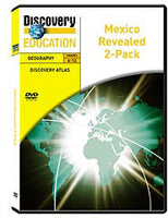 Mexico Revealed 2-Pack DVD